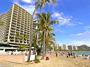 Outrigger Waikiki on the Beach pictures and details