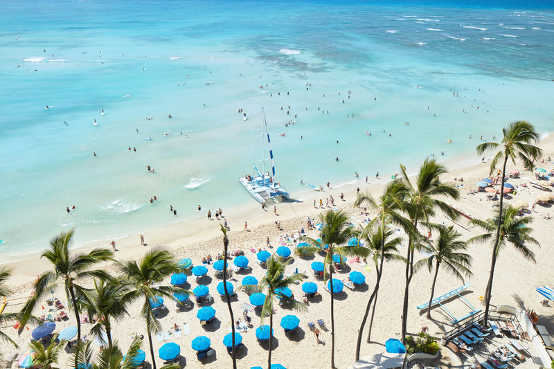 Outrigger Waikiki on the Beach discounted packages with airfare